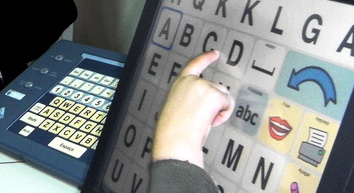 Workshop 21 October: tablets as assistive technology